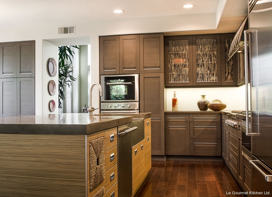 Cypress Kitchen Remodeling 2010 | Le Gourmet Kitchen Ltd.