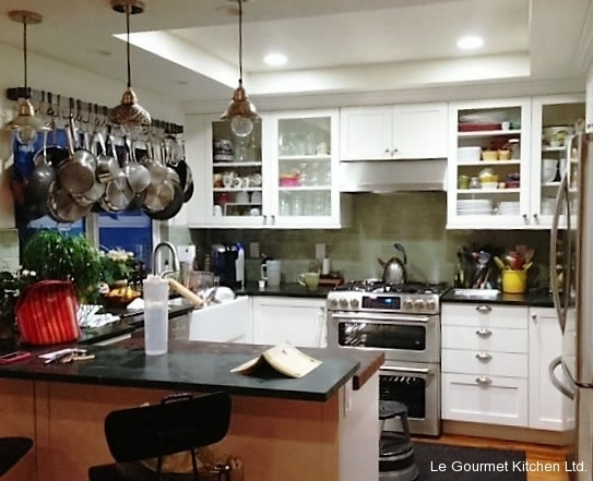 Traditional Gallery of Work | Le Gourmet Kitchen Ltd.
