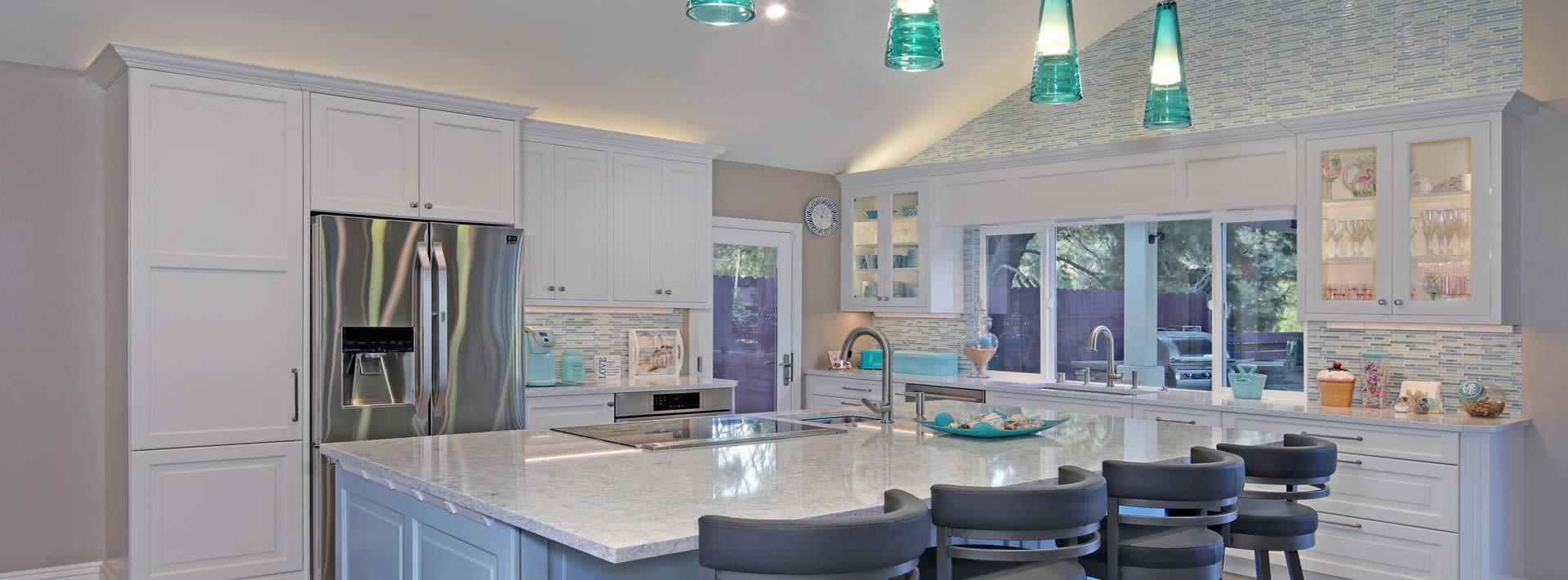 Eclectic Kitchen in Laguna Hills | Le Gourmet Kitchen Ltd.