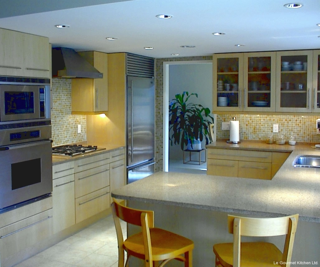 Contemporary Gallery Le Gourmet Kitchen Ltd