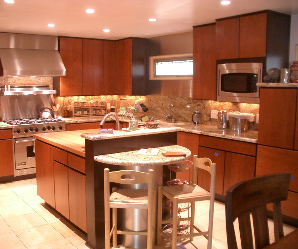 La Habra Heights Kitchen 2008