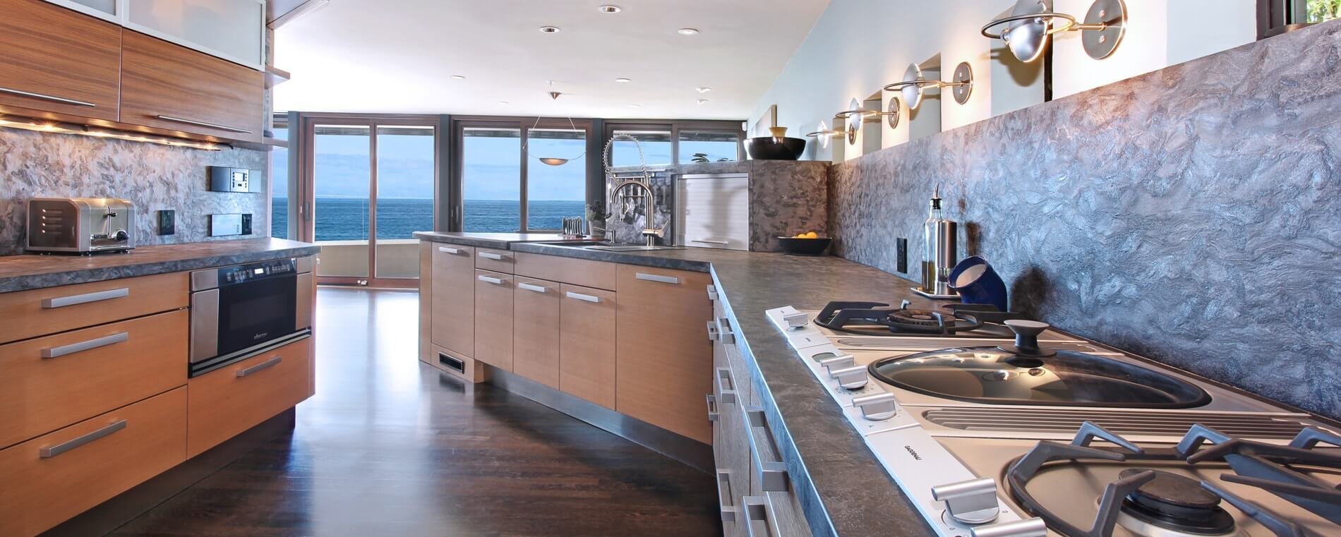 Le Gourmet Kitchen - Orange County Kitchen Remodeling